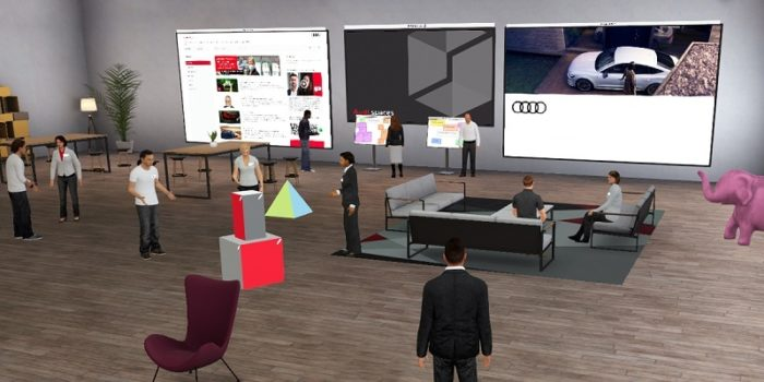 AUDI space virtual offices